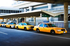 taxi jfk aéroport