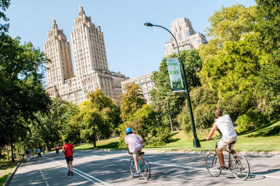 Vélo central park