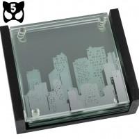 Set dessous de verre Manhattan