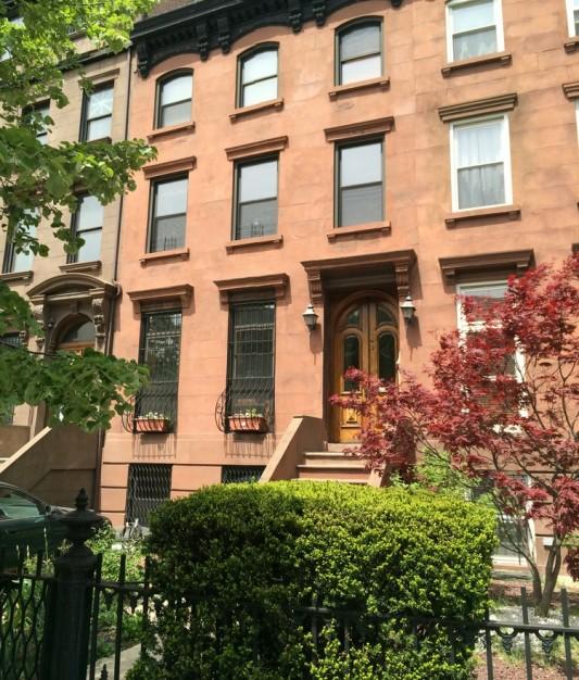 Facade du 183 Park Place
