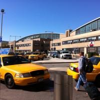 La Guardia airport