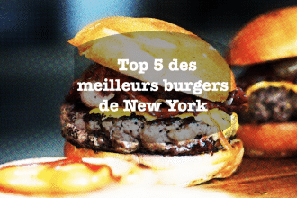burger New York