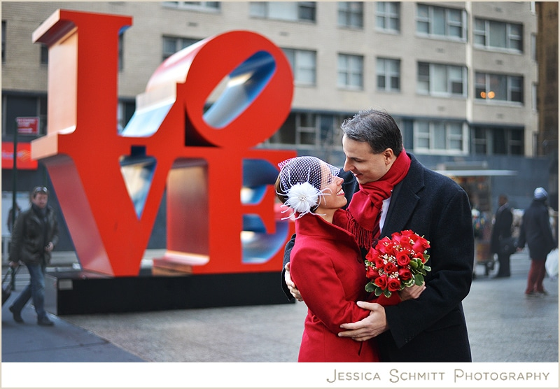New York romantique