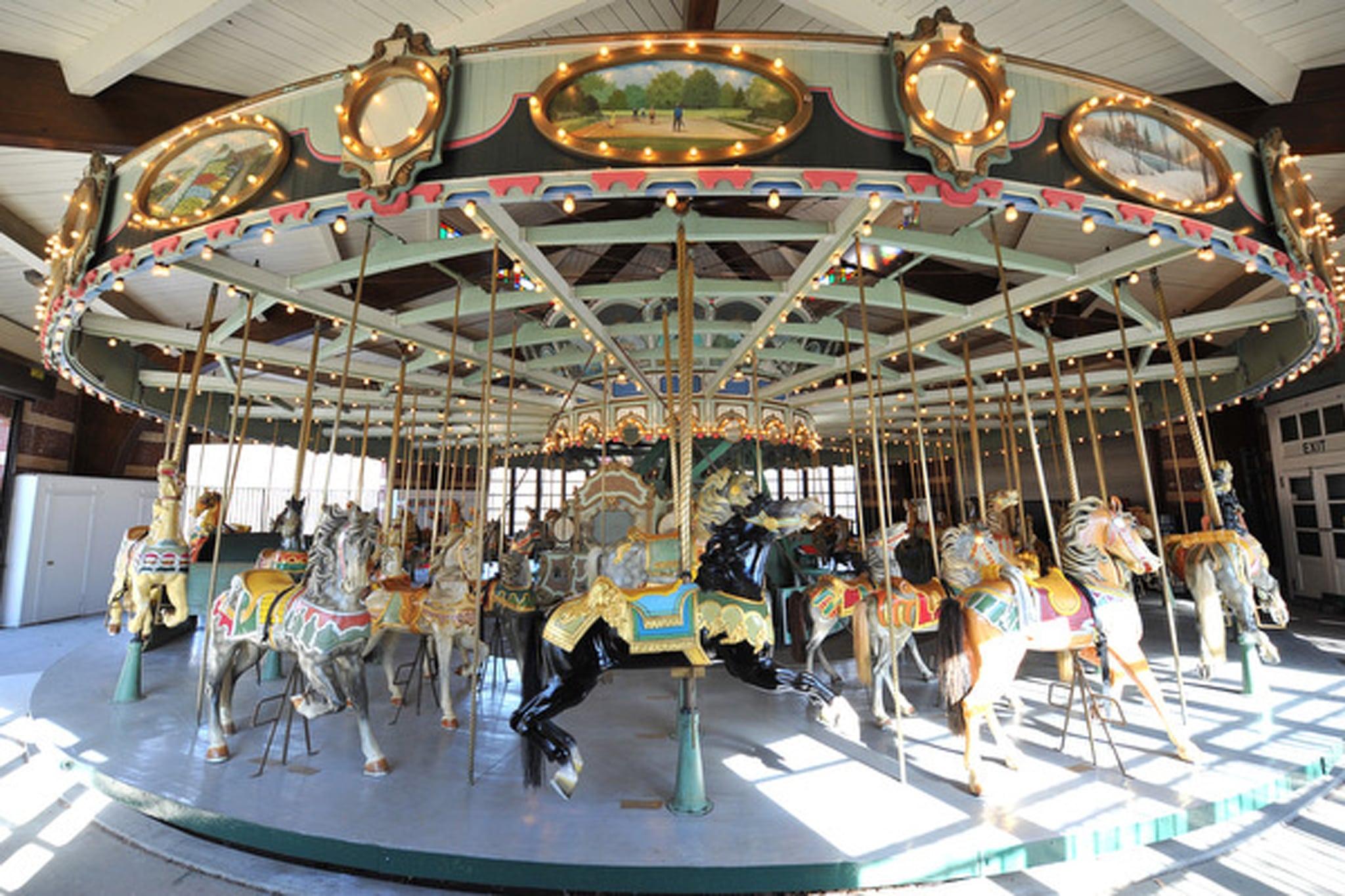 Prospect Park Carousel