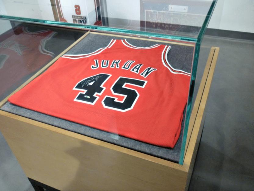 NBA Store NYC