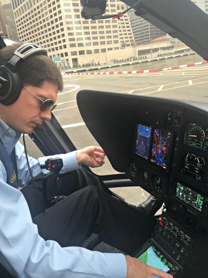 Vol hélicoptère New York