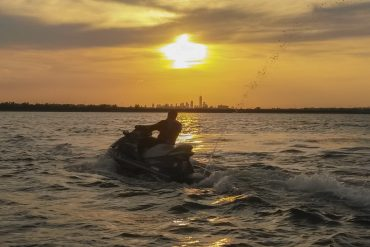 faire du jet ski New York