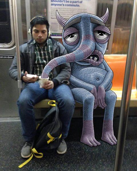 subway-doodle-ben-rubin-2