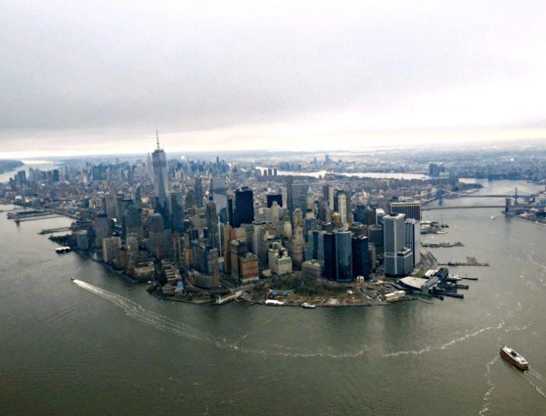 Vol en hélicoptère New York
