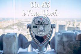 quoi faire New York en été