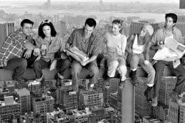 Friends New York