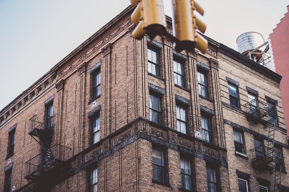quartiers de Manhattan