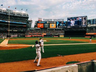 VOIR UN MATCH DE BASEBALL À NEW YORK