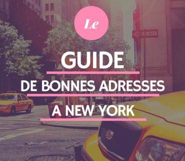 Guide restos à New York